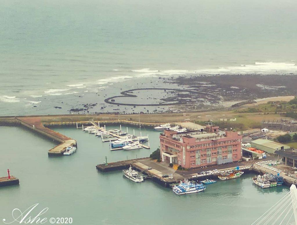 淡水漁人碼頭, 漁人碼頭,淡水碼頭,雙心石滬