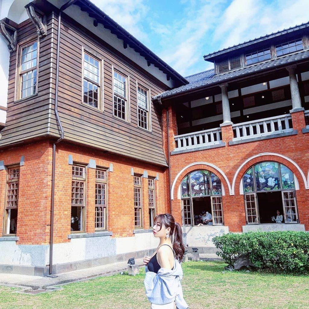 北投溫泉博物館,北投景點,北投,台北景點,台北